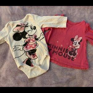 Minnie Mouse shirts